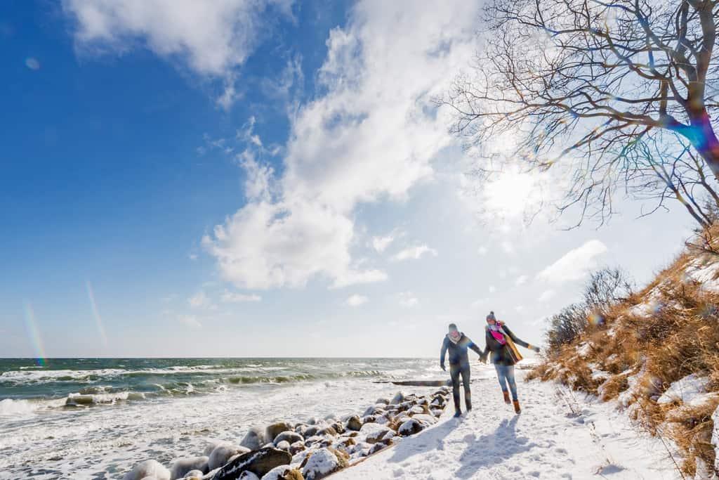 Rauer Charme   An der Ostsee Schleswig-Holstein die Winterfrische genießen