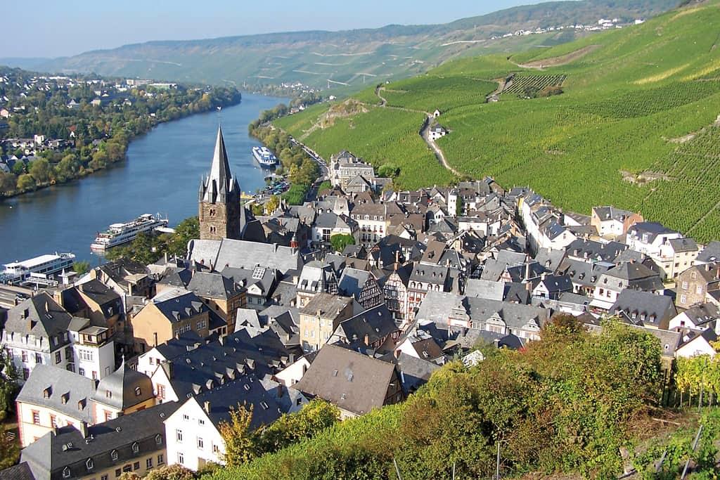 Malerisches Erbe: Bernkastel-Kues – mittelalterliche Perle an der Mosel