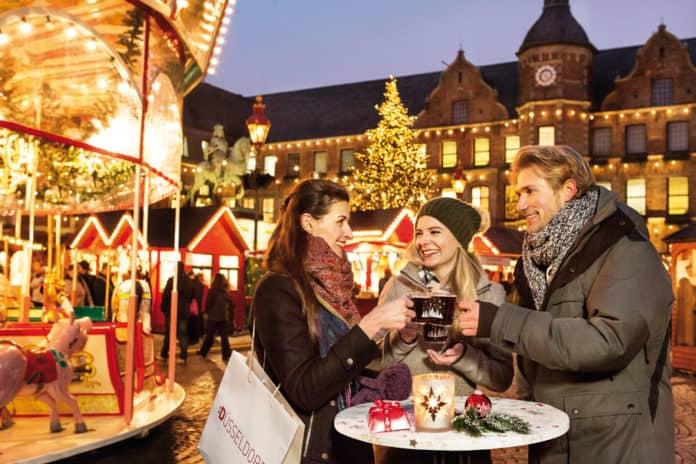 Düsseldorf Christmas Market © Düsseldorf Tourismus GmbH