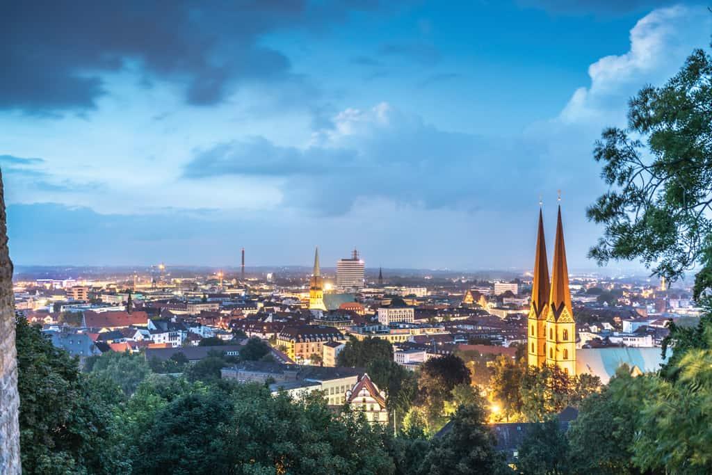 Bielefeld: Lebenswert, innovativ, wirtschaftsstark