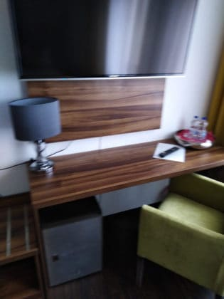 Hotel Milin in Reichenbach