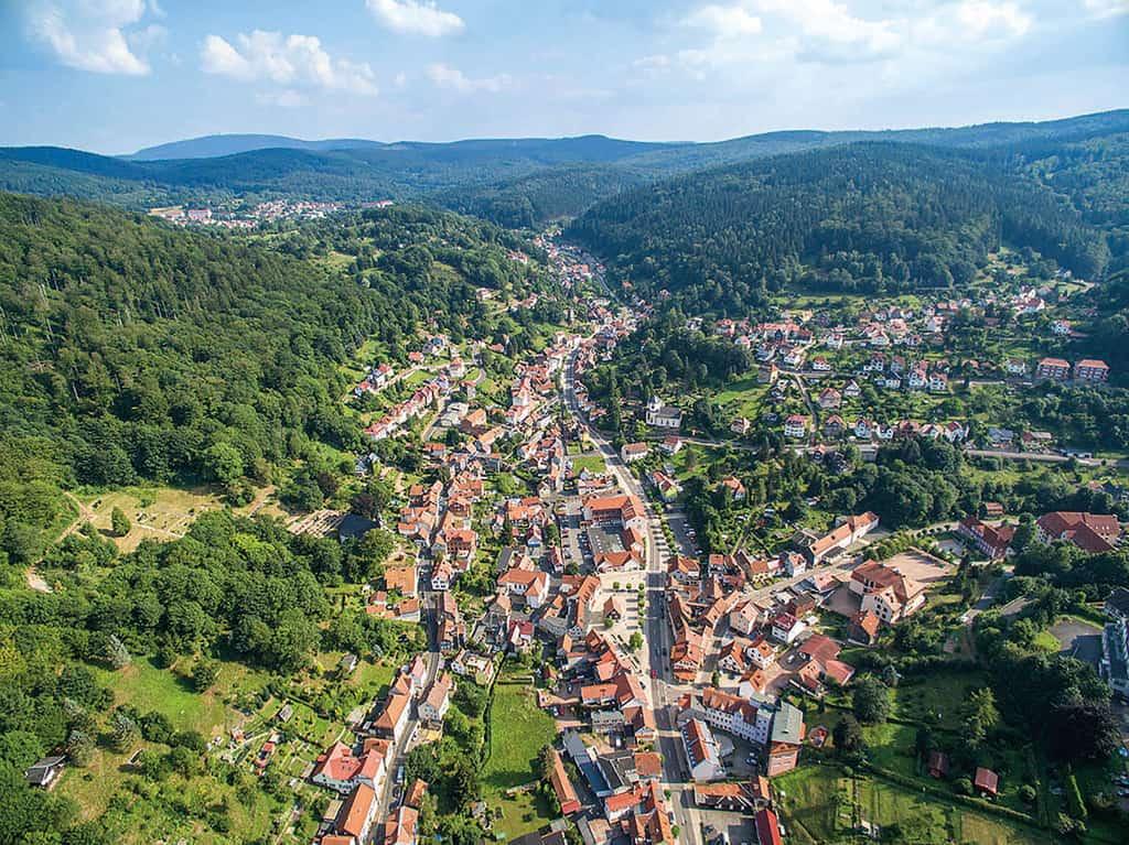 Ruhla – Bergstadt am Rennsteig