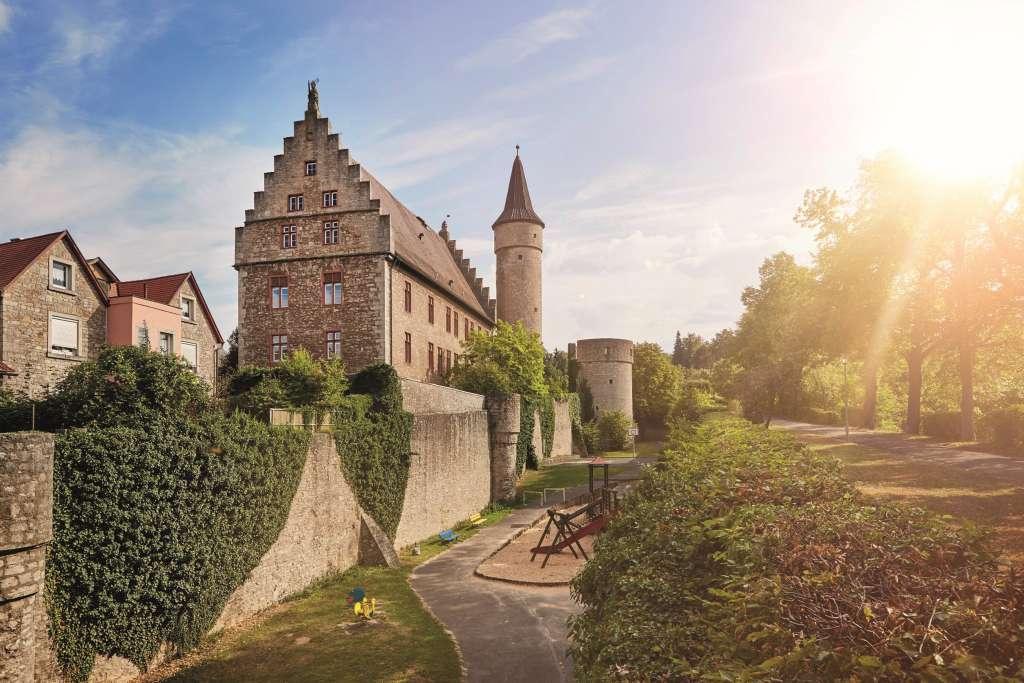 In Ochsenfurt gibt es viel zu sehen und zu erleben…