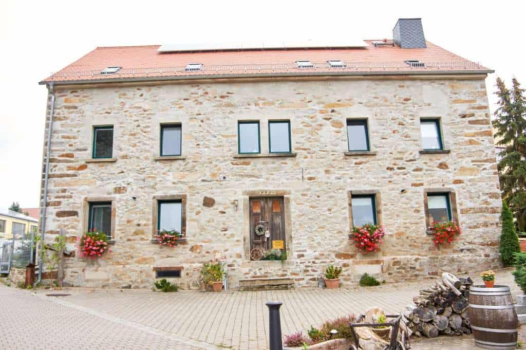 Alte Pension Bautzen: Historischer Flair trifft auf moderne Ausstattung