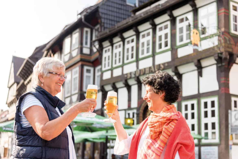Einbeck – Oldtimer, Fachwerk und Bier!