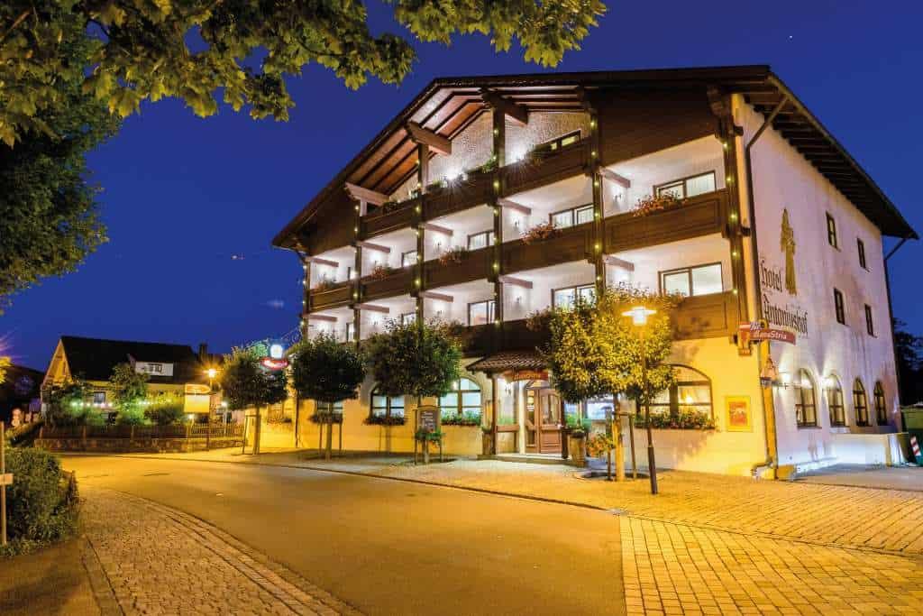 Best Western Hotel Antoniushof: Ein Wohlfühl-Domizil für Erwachsene im Bayerischen Wald