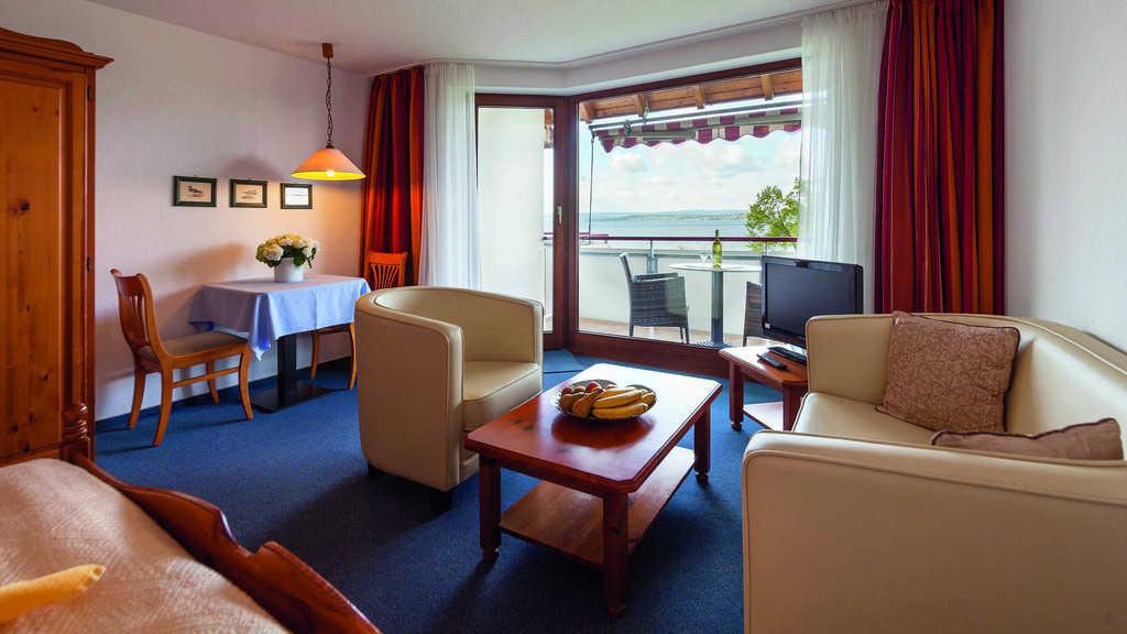 Seepark Apartments Hotel Garni