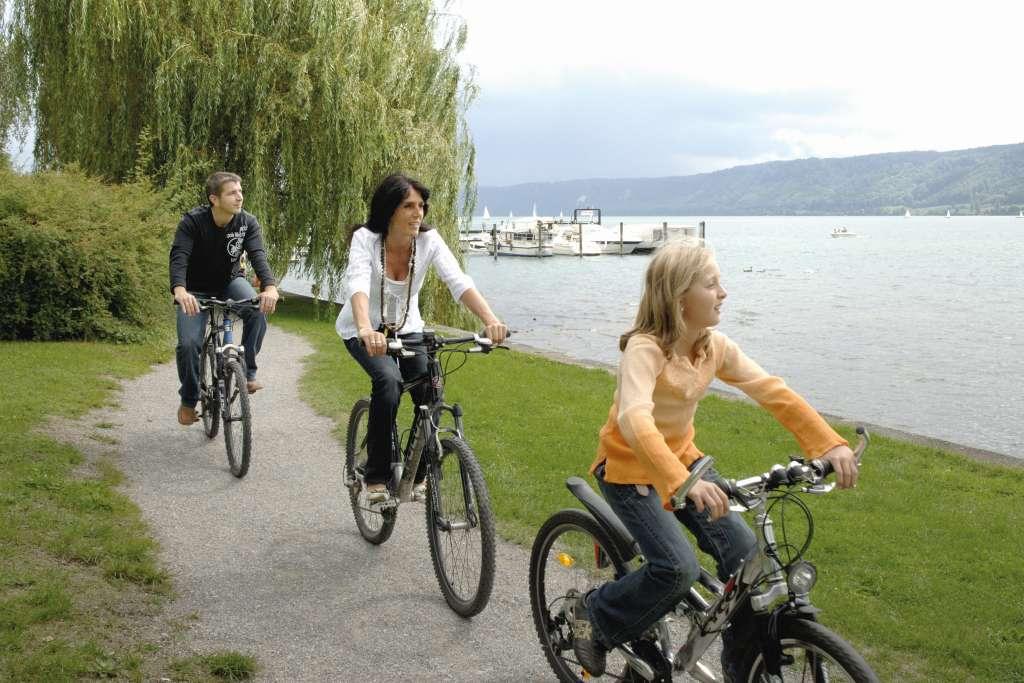 Aktiv am Bodensee: Urlaub in der blau-grünen Freizeitarena