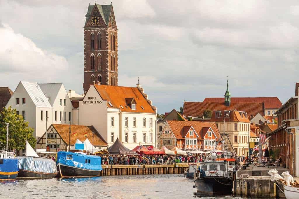 Willkommen in Wismar