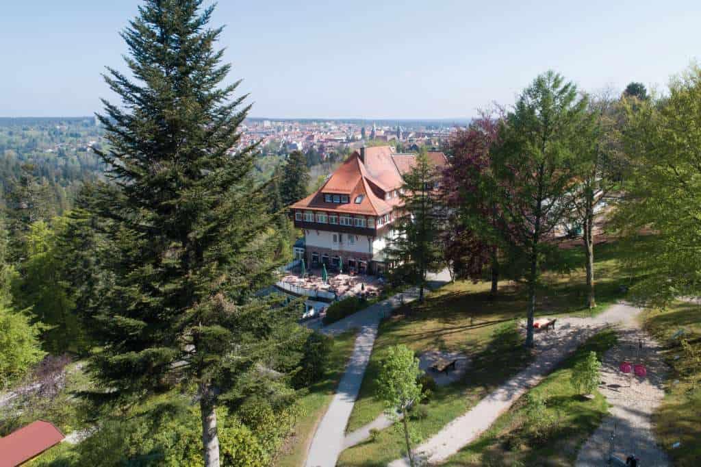 Hotel Teuchelwald – 800 Meter über dem Alltagstrott