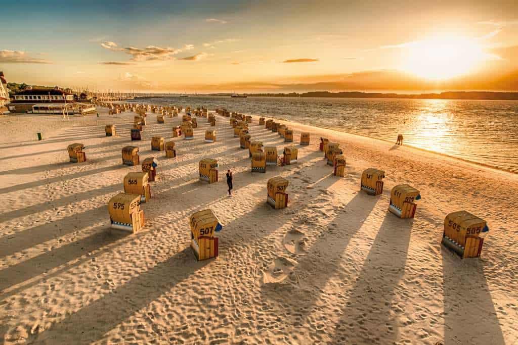 Ostseebad Laboe: Auf der Sonnenseite der Kieler Förde