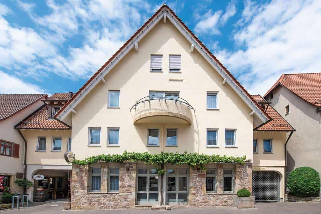 Weinstadt-Hotel – Das Remstal erleben