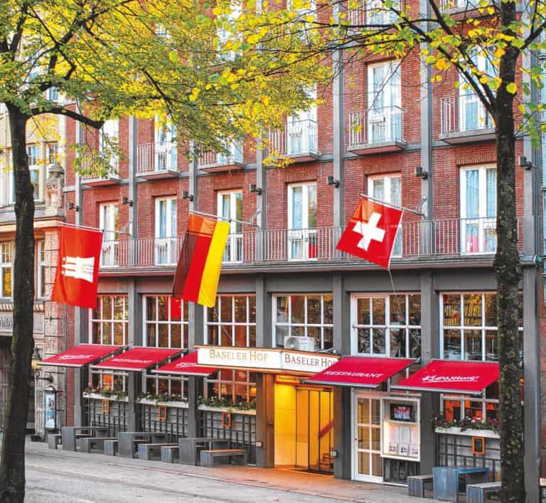 Kleinhuis Hotel Baseler Hof