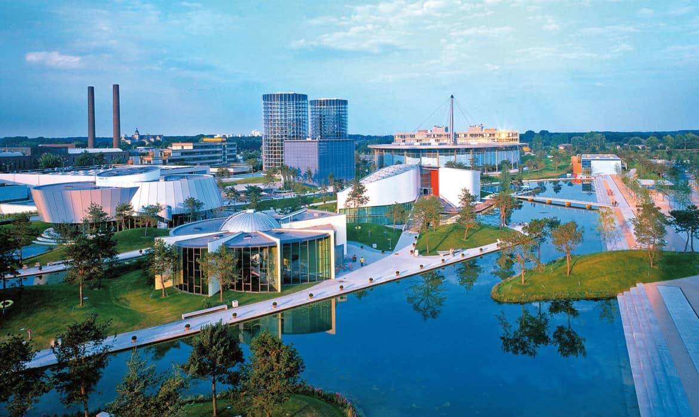 Willkommen in Wolfsburg