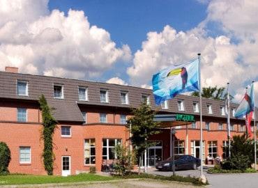 Urlaub in Deutschland im Van der Valk Landhotel Spornitz