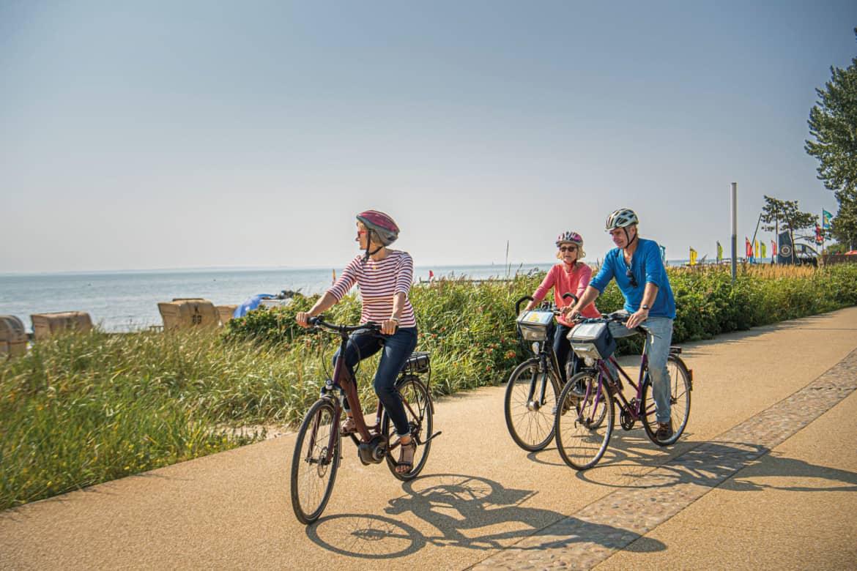 Norden, Osten, Süden, Westen… Welche Radtouren sind am besten?