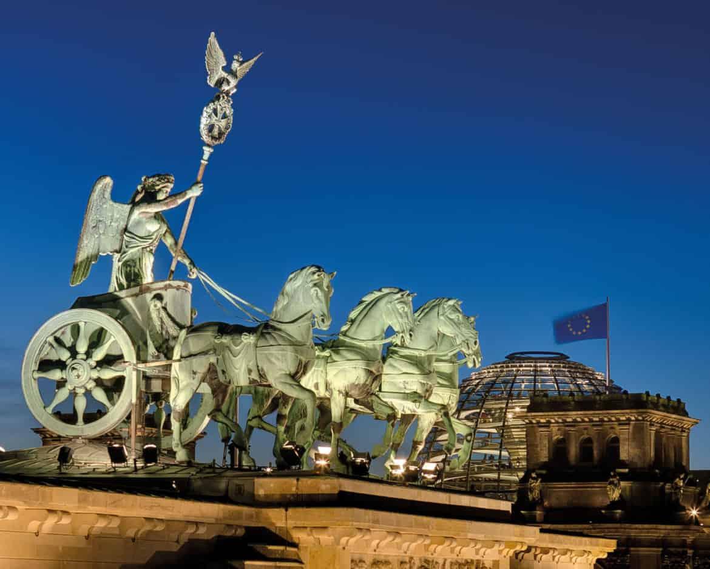 BERLIN – Die Stadt der Freiheit