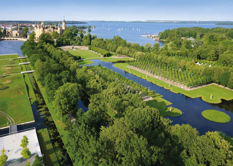 Herzoglich Willkommen  in der Schlossstadt Schwerin