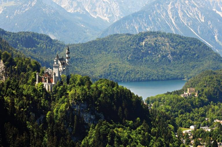 Füssen im Allgäu: Die romantische Seele Bayerns
