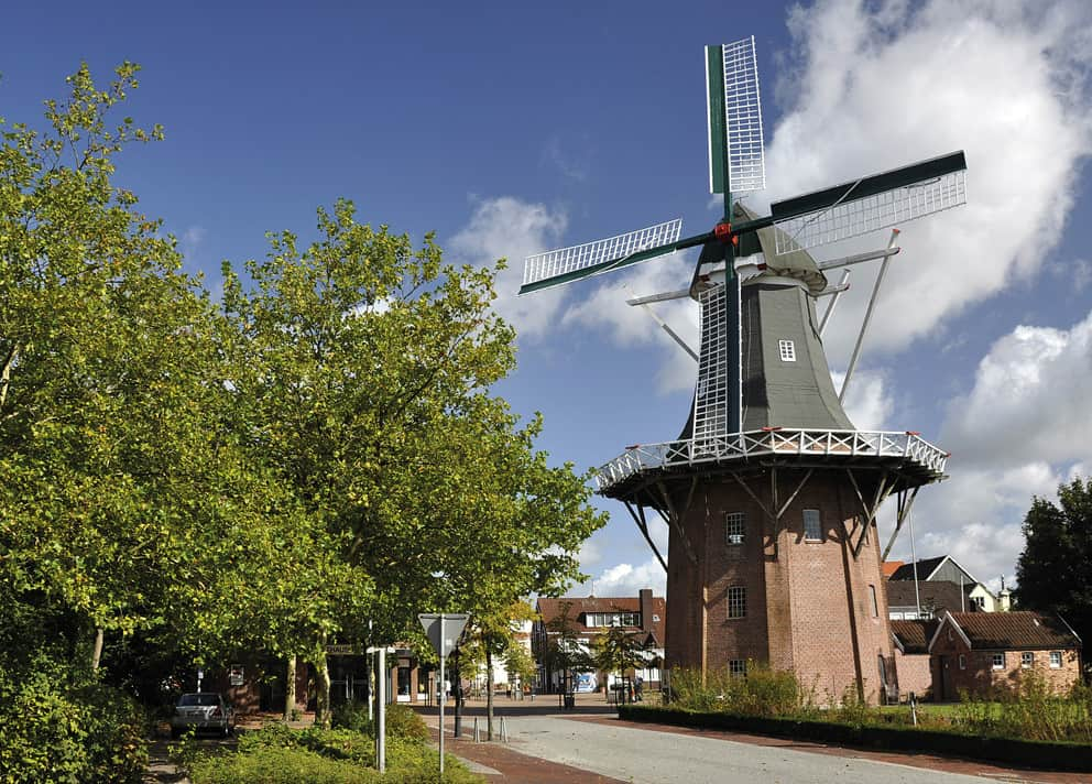 Meyers Mühle, © Emsland Tourismus GmbH