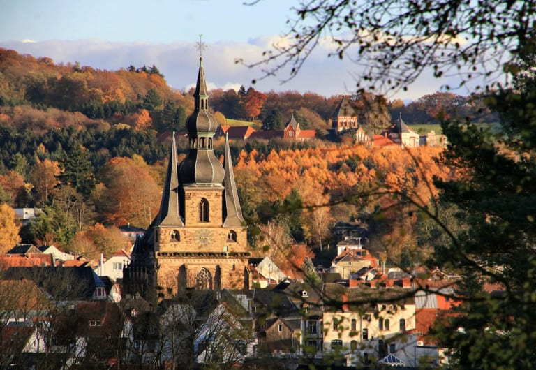 St. Wendel – die Sport- und Kulturstadt im Saarland