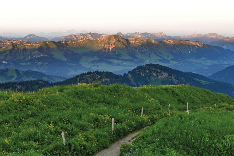 Traditionell Modern: Urlaub in Oberstaufen