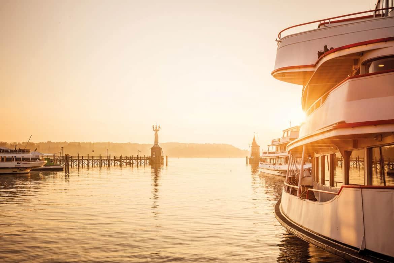 Konstanz: SinnesImpulse & HerbstCocktail  am und auf dem Bodensee