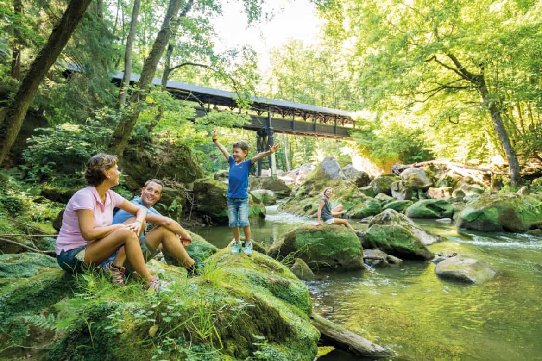Felsenland Südeifel – Abenteuer Natur