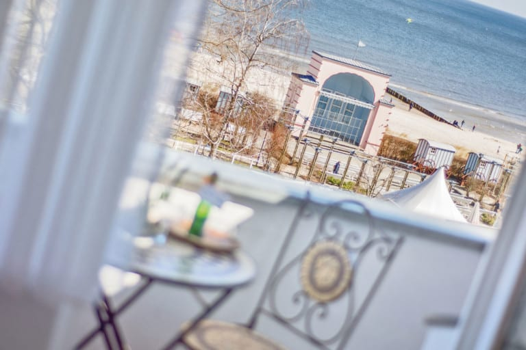 Strandvilla Imperator – unsere Arrangements