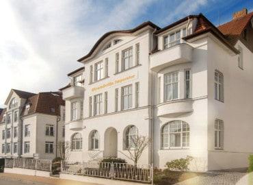 Strandvilla Imperator – Hotel und Ferienwohnungen