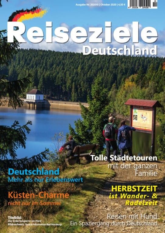 Reiseziele Deutschland Oktober 2020