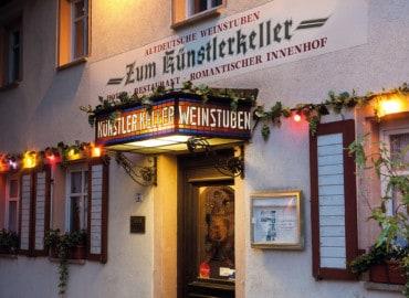 Hotel Zum Künstlerkeller