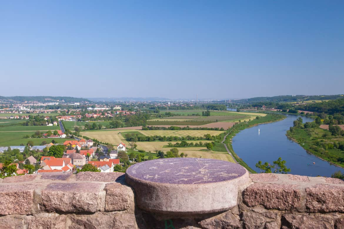 Coswig – unsere Stadt liegt mittendrin!