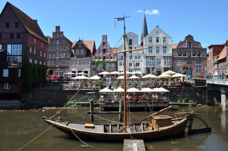 Lüneburg – alte, junggebliebene Salzstadt an der Ilmenau