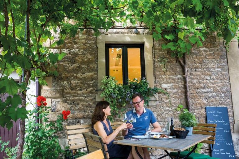 Wege zum Wein: Ideen für den (Kurz)Urlaub im Fränkischen Weinland