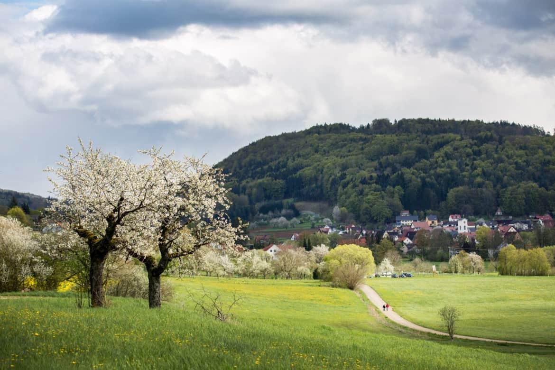 Nürnberger Land: Versteckte Wege und idyllische Täler