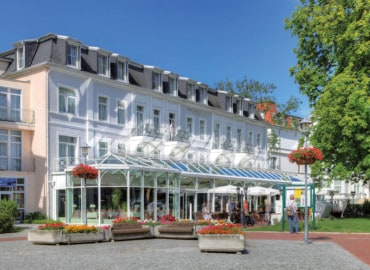 SEETELHOTEL Pommerscher Hof