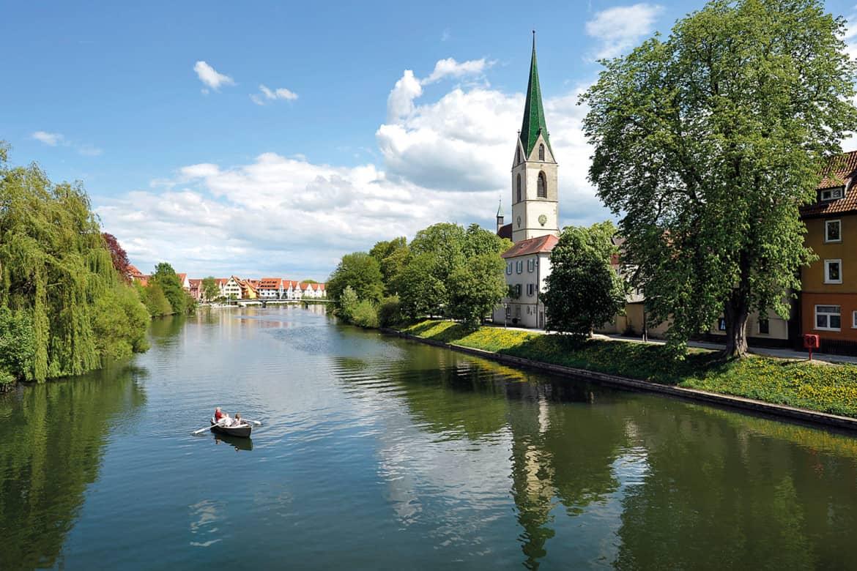 Rottenburg am Neckar – die Bischofsstadt mit Herz und Charme!