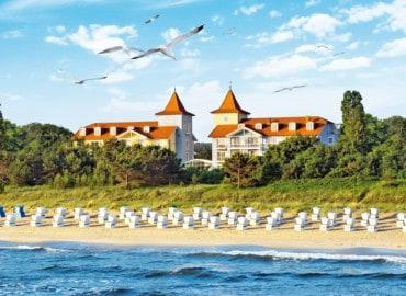 Die Kleine Strandburg