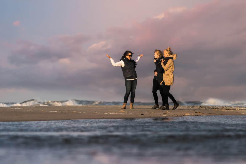 Winterurlaub auf der Ostfriesischen Insel Wangerooge