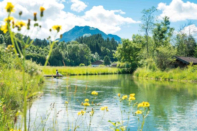 Erholungsort Fischbachau im idyllischen Leitzachtal