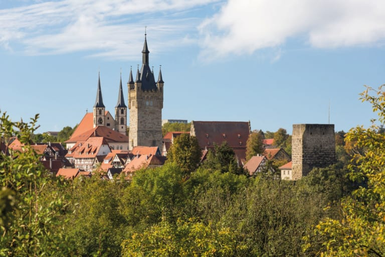 Stauferpfalz Bad Wimpfen & Deutschordensstadt Gundelsheim: Zwei historische Städte im burgenreichen Neckartal