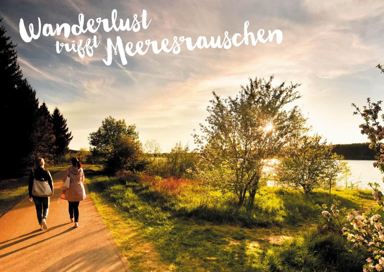 "Willkommen am ""Zeulenrodaer Meer"" im wunderschönen thüringischen Vogtland"