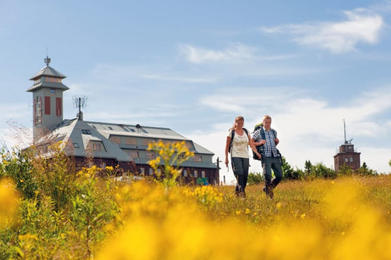Oberwiesenthal: Urlaub kommt höchstgelegen!