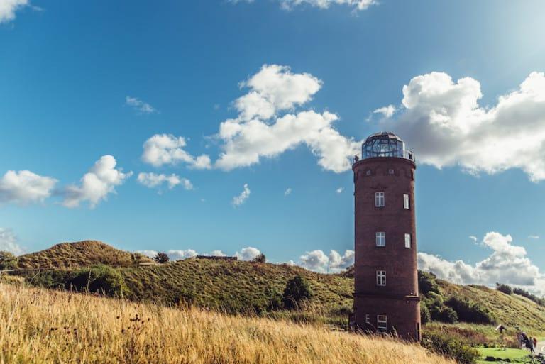 Peilturm am Kap Arkona, Foto: Tourismuszentrale Rügen, Christian Thiele