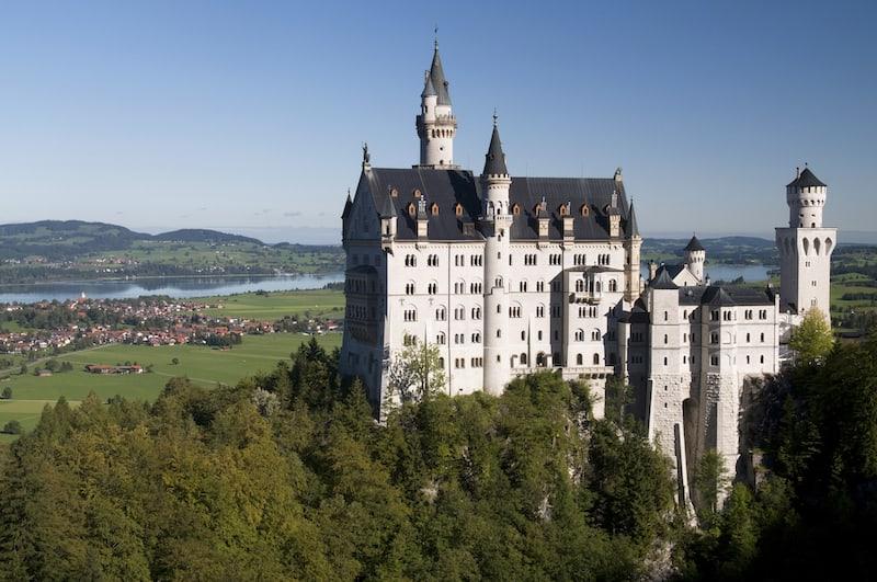 Schloss Neuschwanstein © Allgäu GmbH, Thorsten Brönner