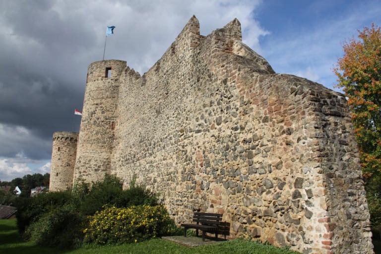 Begehbare Stadtmauer In Hillesheim © Rheinland Pfalz Tourismus GmbH