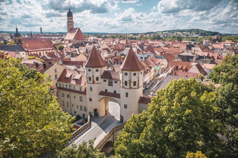 Bierstadt Amberg – entspannt genießen