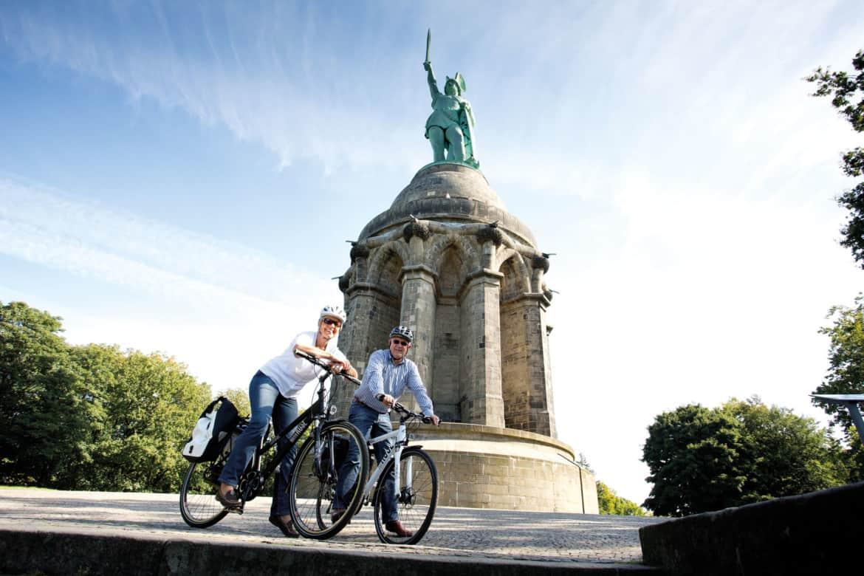 DAS LAND DES HERMANN – Mit dem Rad durch Lippe