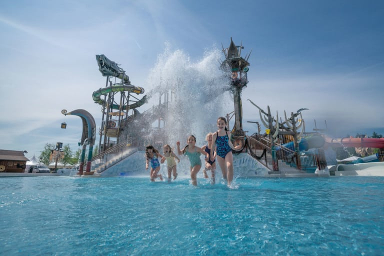 Neu: Deutschlands größter Outdoor-Wasserspielplatz – Rulantica lockt mit vielen neuen Abenteuern